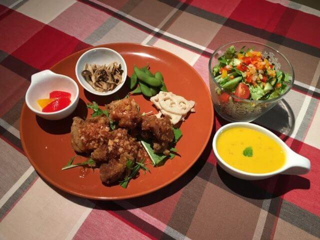 Ayam Goreng Lunch Set