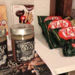 Toppo, Chocolate Cream, Kit Kat Maccha taste, etc.