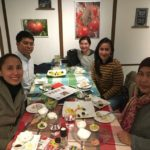 Lovely Muslim guests from Malaysia. They enjoyed the Halal Kobe beef! Thank you very much.