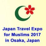 japan travel expo for muslims osaka 2017 eye